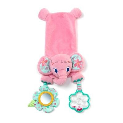 Детская игрушка Bright Starts Слонёнок-обнимашка