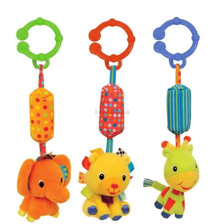 Детская игрушка Bright Starts Звонкие подвесные звери