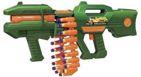 Детская игрушка Buzz BeeToy Помповое оружие Belt Blaster