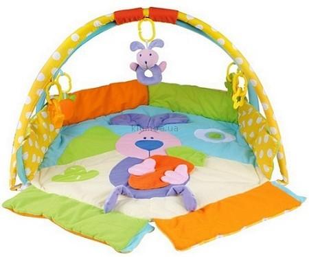 Детская игрушка Canpol Babies Кролик с морковкой