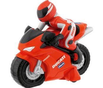 Детская игрушка Chicco Мотоцикл на радиоуправлении Ducati