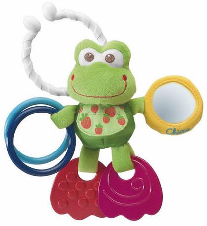 Детская игрушка Chicco Жабка