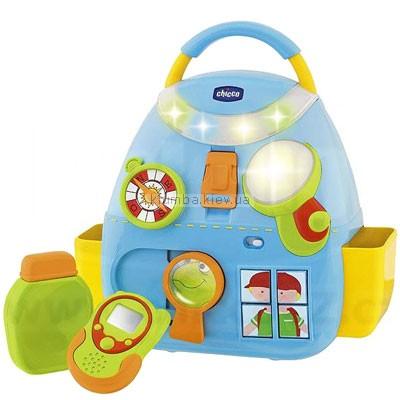 Детская игрушка Chicco Музыкальный рюкзачок
