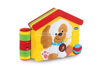 Детская игрушка Chicco Музыкальная собачка