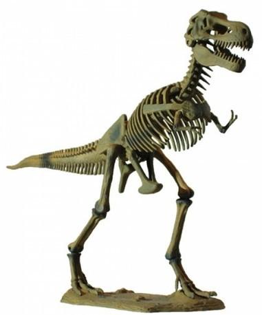 Детская игрушка Cog T-Rex Big Dino (Скелет динозавра - Тираннозавр)