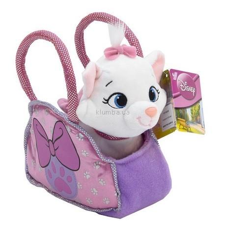 Детская игрушка Disney Котенок Мари в сумке