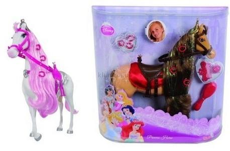 Детская игрушка Disney Лошадь Принцессы Диснея с аксессуарами