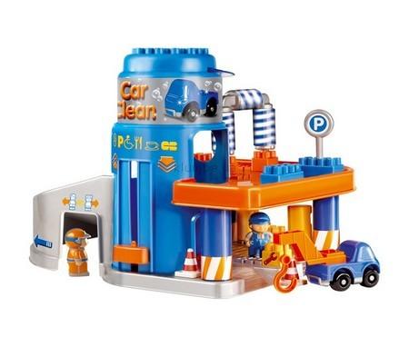 Детская игрушка Ecoiffier (Smoby) Гараж