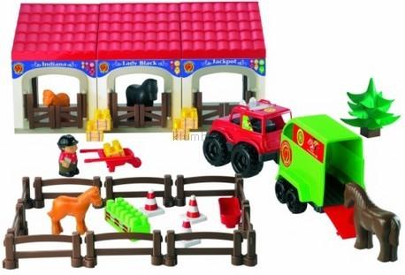 Детская игрушка Ecoiffier (Smoby) Ипподром