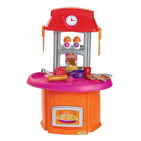 Детская игрушка Ecoiffier (Smoby) Кухня Cool Cook с аксессуарами