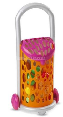 Детская игрушка Ecoiffier (Smoby) Тележка с продуктами