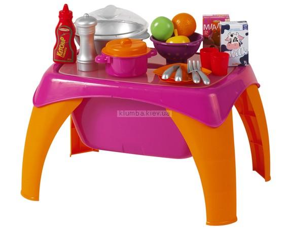Детская игрушка Ecoiffier (Smoby) Обеденный набор