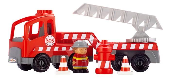 Детская игрушка Ecoiffier (Smoby) Пожарная машина, Abrick