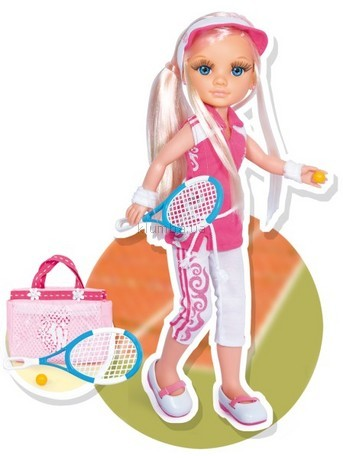 Детская игрушка Famosa Спорт, Теннис (Nancy)