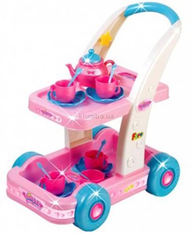 Детская игрушка Faro Тележка Волшебное чаепитие