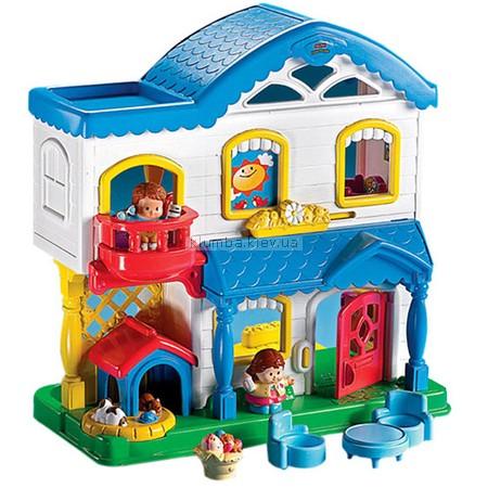 Детская игрушка Fisher Price Маленькие человечки, Дом