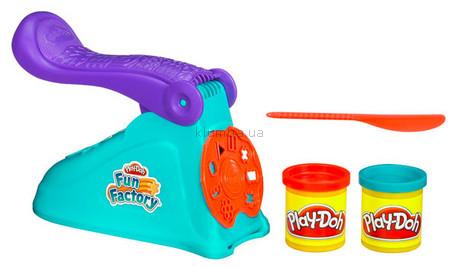 Детская игрушка Hasbro Набор для лепки Веселая фабрика Play-doh