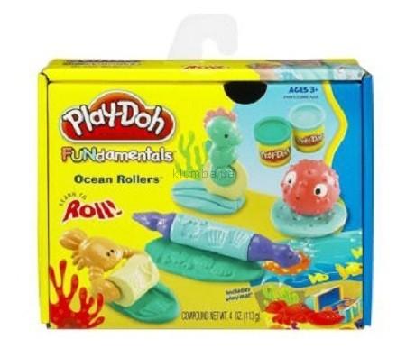 Детская игрушка Hasbro Набор пластилина Основы Play-doh