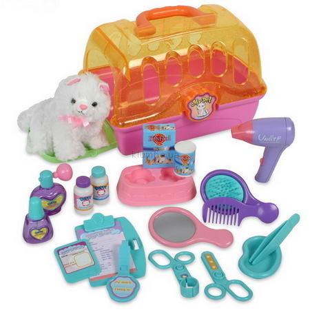 Детская игрушка Keenway Салон красоты для кошечки