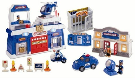 Детская игрушка Keenway Полицейский участок