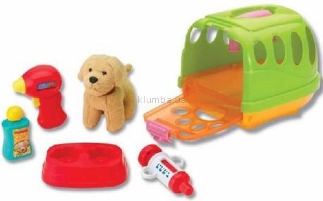Детская игрушка Keenway Щенок-путешественник