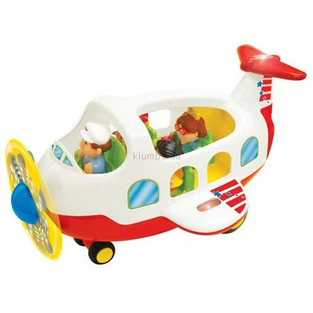 Детская игрушка Kiddieland Самолет на колесах