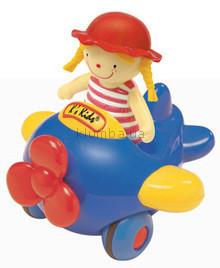 Детская игрушка K's Kids Аэроплан с Джулией