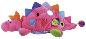 Детская игрушка K's Kids Бассейн с шариками - Розовый Дракоша