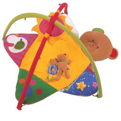 Детская игрушка K's Kids Коврик-сиденье в коляску ( с дугами)