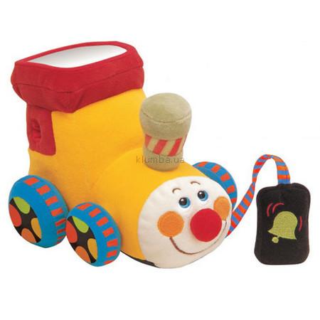 Детская игрушка K's Kids Паровозик из Ромашкина со звуком