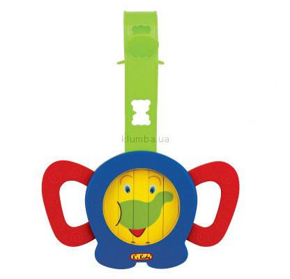 Детская игрушка K's Kids Подвеска Веселый слоник-зеркальце