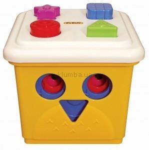 Детская игрушка K's Kids Сортер-пирамидка Сова