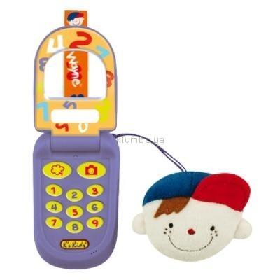 Детская игрушка K's Kids Телефон с записью Кто звонит? Иван