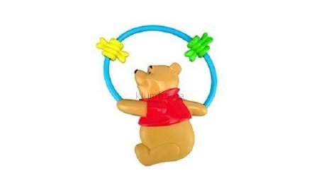 Детская игрушка Lamaze Грызунок Винни Пух с массажирующим эффектом