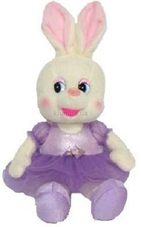 Детская игрушка Lava Зайчиха в сиреневом платье