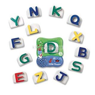 Детская игрушка Leap Frog Алфавит на магните
