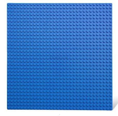 Детская игрушка Lego Bricks More Базовая синяя доска (620)