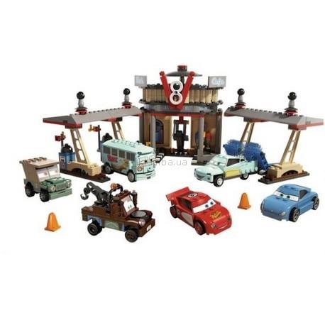 Детская игрушка Lego Cars 2 Кафе у Фло (8487)