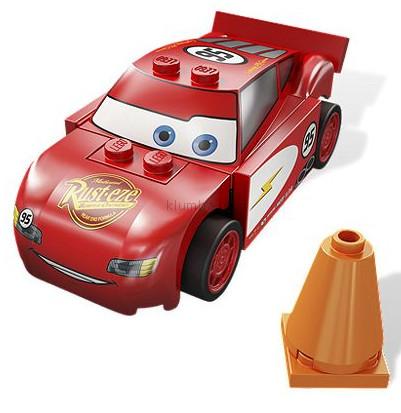 Детская игрушка Lego Cars 2 Молния МакКуин (8200)