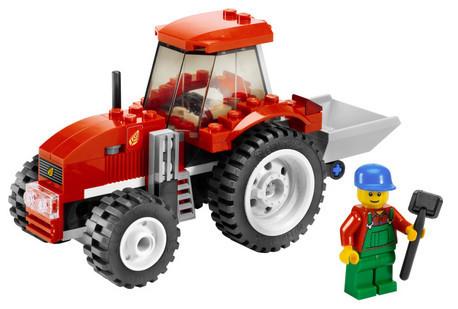 Детская игрушка Lego City Трактор (7634)