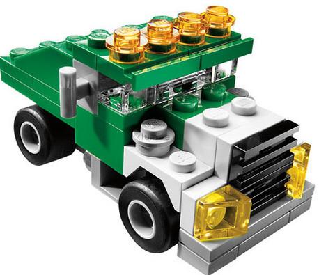 Детская игрушка Lego Creator Мини-самосвал (5865)