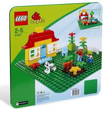 Детская игрушка Lego Duplo Bricks & More  Строительная доска (2304)
