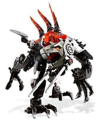 Детская игрушка Lego Hero Factory Фангз (2233)