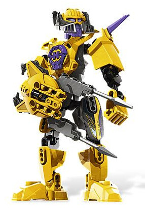 Детская игрушка Lego Hero Factory Эво (2067)