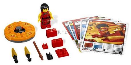 Детская игрушка Lego Ninjago Ниндзя Ния (2172)