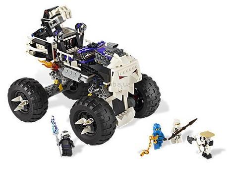 Детская игрушка Lego Ninjago Грузовик-Череп (2506)