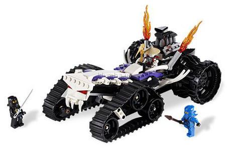 Детская игрушка Lego Ninjago Турбо Шредер (2263)