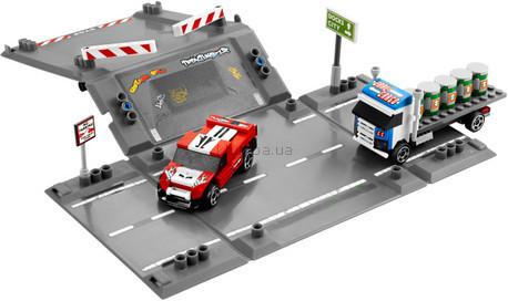 Lego Racers Столкновение