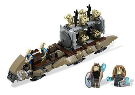 Детская игрушка Lego Star Wars Битва за Набу (7929)