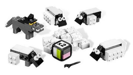 Детская игрушка Lego Стрижка овец (3845)